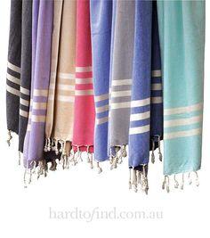 Stripe Towel,  Boatshed Beach Towels $55 each
