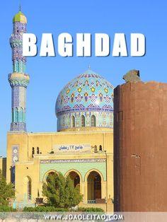 Baghdad, Iraq  _______ http://TOMAxALEX.com