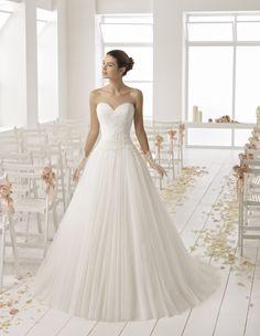 Rosa Clará: Basalto, AIRE Barcelona 2018-as esküvői ruha
