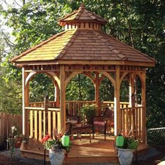 Free plans octagonal eight sided gazebo project how for 8 sided gazebo plans
