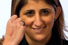 Doch darüber macht sich Rola El-Halabi noch keine Gedanken. Ihr nächstes Ziel...