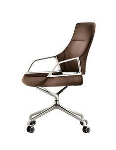 jehs & laub graph chair modern home office swivel chair