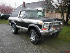 1979 Ford Bronco had this all in black.  did lots of customizing, big tires and wheels, hand built a overhead console that held stereo, cb and scanners.  was a fun truck on the beach!