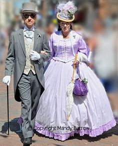 lavender dress <3