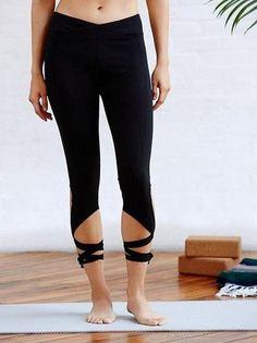 4493343d0d3 Mid Calf Bandage Leggings - 6 Colors. Sports LeggingsWomen s LeggingsWorkout  ...