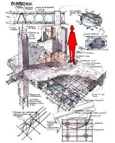 Otra nueva entrega de #detallesarquitectonicos hoy un poco de Bubbledeck