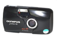 The Ultimate Film Compact: The Olympus mju II by Illya Reddy