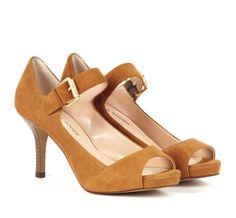 Peep toe sandals - Jaylene (more colors)