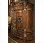 $2,359.00  AICO Furniture - Villa Valencia Gentleman's Chest in Chestnut - 72070