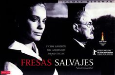 Fresas salvajes (1957) Suecia. Dir: Ingmar Bergman. Drama. Vellez. Road movie - DVD CINE 99 e DVD CINE 610-IV