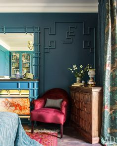 Интерьеры квартиры в Москве от дизайнера Натальи Комовой   AD Magazine