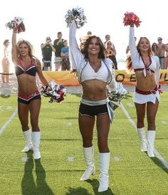 The official website of the Las Vegas Raiders a member club of the National Football League (NFL). For the latest news, photos, videos and all information about the Raiders. Raiders Cheerleaders, Hottest Nfl Cheerleaders, Raiders Girl, Professional Cheerleaders, Beautiful Athletes, Football Conference, Cheer Dance, Raider Nation, Nfl Sports