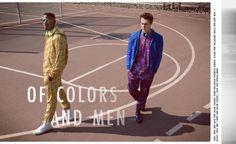 Of colors and men #ofcolorsandmen #colors #colorsandmen #fashion #photography #fashionphotography #men #women #boy #boys #jungs #vangardist #progressive #magazine #online #web #checkitout #love #passion