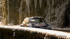 WRC 2013: Rallye Monte Carlo: Día 3; Dani Sordo pierde la tercera plaza por el momento a sólo 1.7 segundos de Novikov - Motor 66