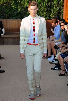#DELORTAEAGENCY what's that gent's, more TOMMY HILFIGER Spring 2013