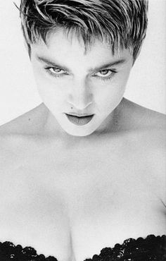 #Madonna photographed in 1987 by Herb Ritts.