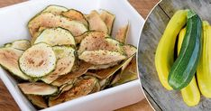 Parmesan Zucchini Chips, Squash Chips, Raw Food Recipes, Lchf, Vegan Vegetarian, Meals, Vegetables, Trends, Healthy Snack Foods