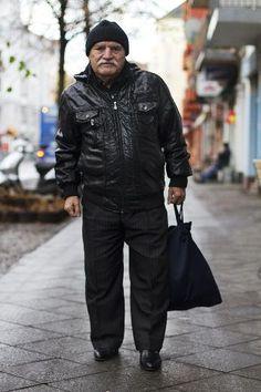 Ali Amca bugün ne giydi