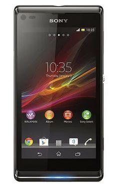 Smartphone Sony Xperia L Desbloqueado Claro Preto, por apenas R$ 819,00