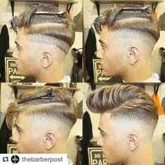 Foto do Instagram de @menshaircutnet • 4 de outubro de 2015 às 18:22