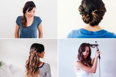 10 Insanely Easy Hairstyles You Can (And Should) Master | eHow