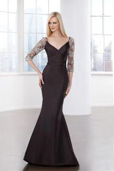 82b0823435a Βραδυνό Φόρεμα Eleni Elias Collection - Style M191 Κοντομάνικα, Παγιέτες, Βραδινά  Φορέματα, Δαντέλα