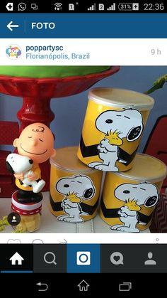Pringles personalizada snoopy