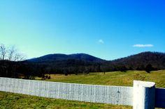 The hills of Virginia are sooo beautiful!