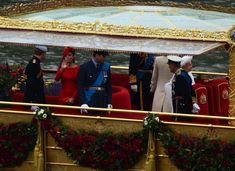 Kate Middleton Prince Phillip Photos: Diamond Jubilee - Thames River Pageant
