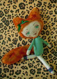 Romilda Fox Girl