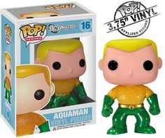 DC Universe Pop! Vinyl Figure  Aquaman - Funko Pop!