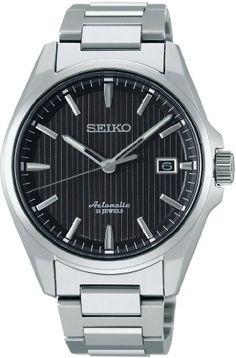 SEIKO watch PRESAGE Presage Mechanical self-winding (with manual winding) sapphire glass (10 atm) SARX015 Men(Japan Import)