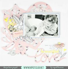 Have you tried any of our cut files before? They sure do help with the design of a layout! Designer @raquelp used one of the January 2017 ones to create this gorgeous layout using the #january2017 #hipkits!  @hipkitclub #hkcexclusives #hipkitexclusives #exclusives #silhouettecameo #cutfiles #hipkitclub @1canoe2 @americancrafts #hazelwood #frolic #papercrafting #kitclub #scrapbookingkitclub