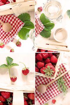 Amalie loves Denmark: Erdbeermarmelade mit Rosmarin