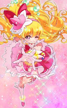 Mahou tsukai precure! Cure Miracle♥