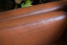 Tips That Help You Get The Best Leather Sofa Deal. Leather sofas and leather couch sets are available in a diversity of colors and styles. A leather couch is the ideal way to improve a space's design and th Diy Leather Couch Repair, Paint Leather Couch, Brown Leather Recliner, Best Leather Sofa, Black Leather Sofas, Saddle Leather, Leather Furniture, Leather Chairs, White Leather