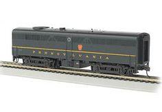 Bachmann HO Standard Line Alco FB2 Diesel Locomotive, with Sound, Pennsylvania