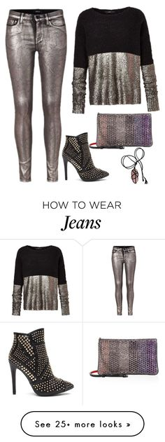 """""""Untitled #1600"""" by ebramos on Polyvore featuring Christian Louboutin"""