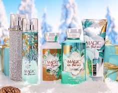 Bath & Body Works Magic in the Air fragrance collection