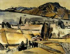 [Mapua], 1940 - Colin McCahon... early work