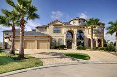 2110 Diamond Springs Houston, TX 77077: Photo Kickerillo custom home on cul-de-sac lot.