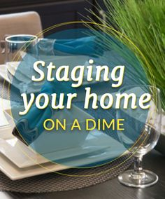 Staging Your Home on a Dime - Richmond American Homes
