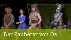 Der Zauberer von Oz  Die fünf Freunde | Volksoper Wien #Theaterkompass #TV #Video #Vorschau #Trailer #Theater #Theatre #Schauspiel #Tanztheater #Ballett #Musiktheater #Clips #Trailershow