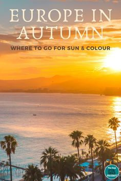 Are you planning an autumn holiday in Europe? These top 20 destinations are perfect for autumn sunshine & fall colours at their finest, without the crowds of summer! Road Trip France, Road Trip Europe, Family Vacation Destinations, Europe Destinations, Family Vacations, Cruise Vacation, Disney Cruise, Travel Europe, Family Travel