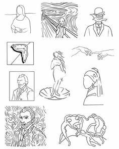 Flash Art Tattoos, Body Art Tattoos, New Tattoos, Small Tattoos, Tatoos, Line Art Tattoos, Kritzelei Tattoo, Doodle Tattoo, Tattoo Sketches