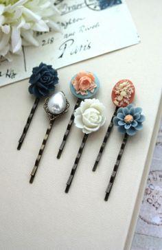 Wedding Hair Pins.