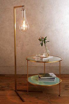Sabine Floor Lamp - anthropologie.com