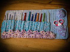 Etui na szydełka/ case for crochet