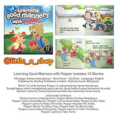 Saya menjual Learning Good Manners seharga Rp140.000. Dapatkan produk ini hanya di Shopee! http://shopee.co.id/littleoshop/1511940 #ShopeeID