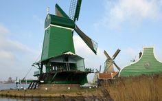 Moinhos de vento holandeses - Moinhos de vento - Holland.com